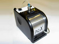 Contact angle measurement device PG-X